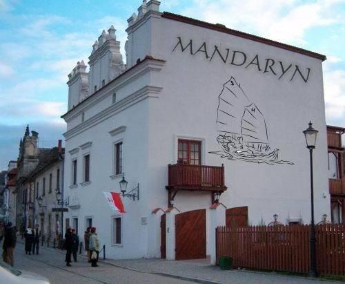 Pensjonat - Restauracja Mandaryn