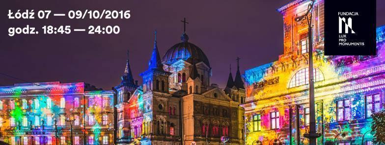 Light move festival 2016 vi edycja festiwalu wiat a w odzi