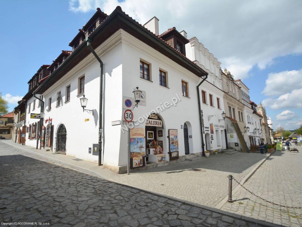 Apartamenty Centrum Apartament Z Widokiem Na Rynek Kazimierz Dolny