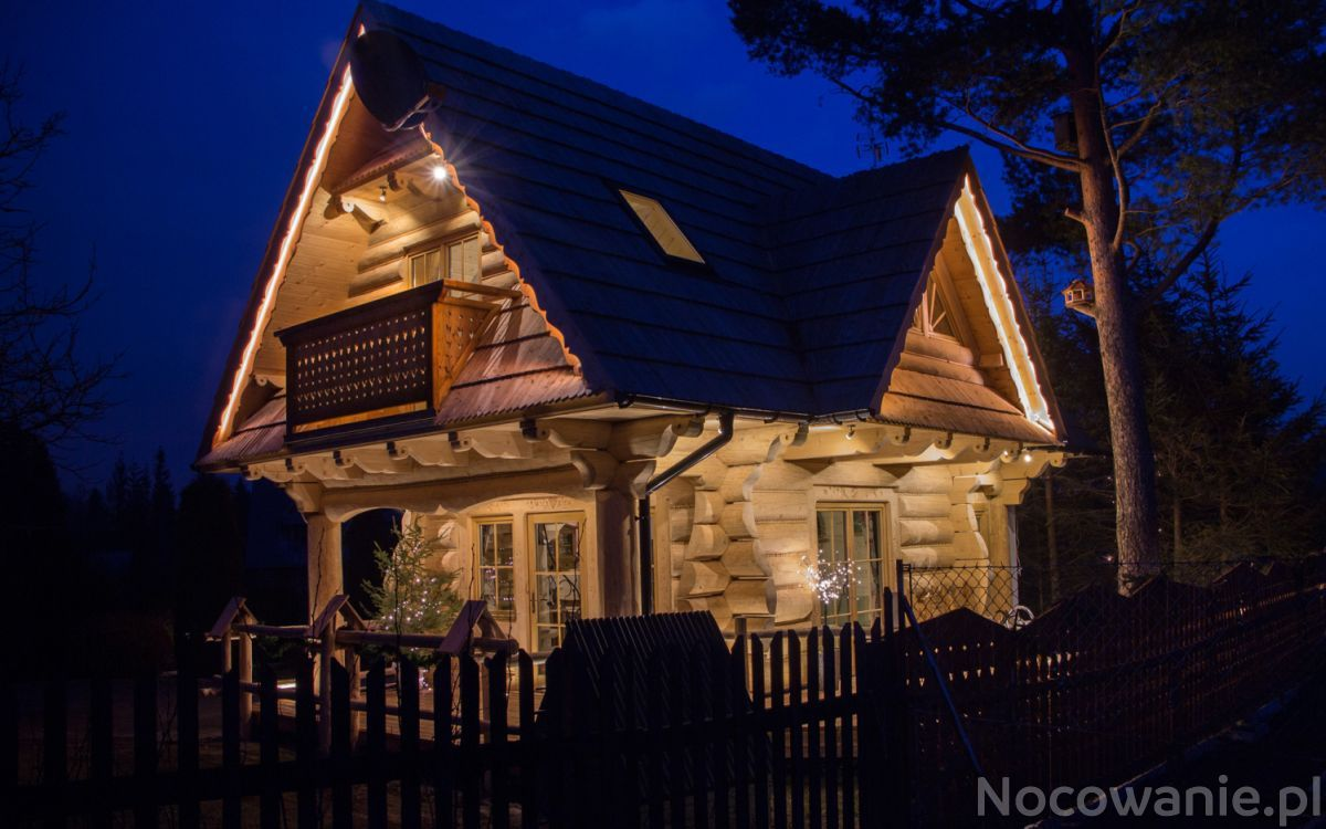 Holiday Cabin Domek Otulina Zakopane Holiday Cabin