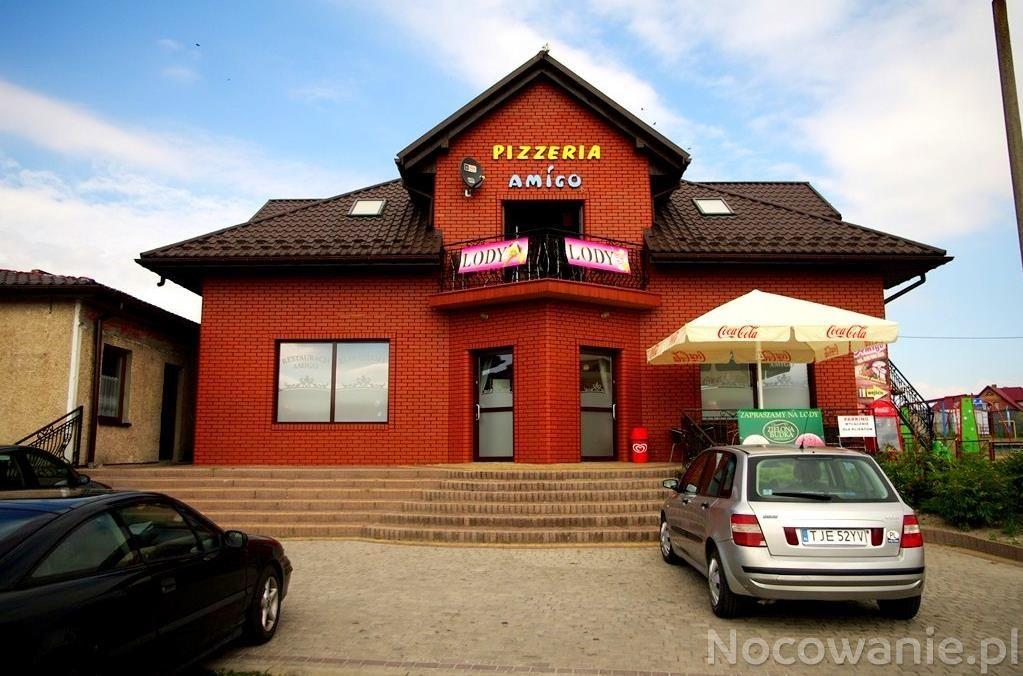 Pizzeria & Restauracja Amigo