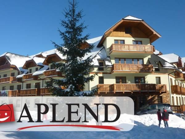 Aplend apartamenty tatry holiday ve k slavkov for Appart hotel 41