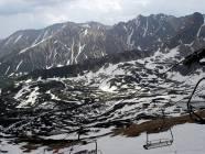 Aktualne warunki narciarskie w Zakopanem (18.12.2014)