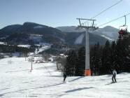 Aktualne warunki narciarskie w Zieleńcu (06.03.2014)