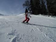 Warunki narciarskie w Karpaczu (06.03.2014)
