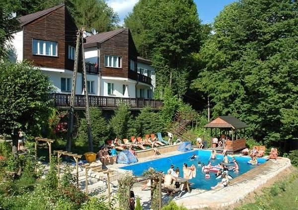Kudowa Zdr Ef Bf Bdj Hotel Spa Z Basenem