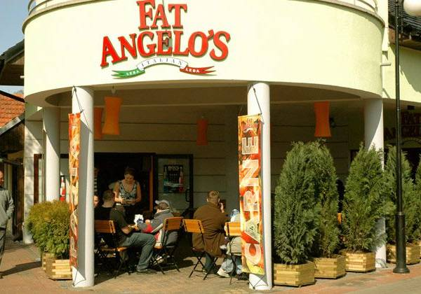 Restauracja Fat Angelo's