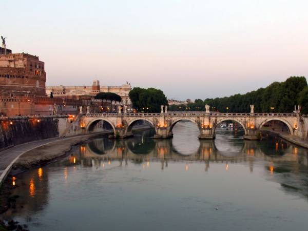 Wiosenne zwiedzanie Rzymu