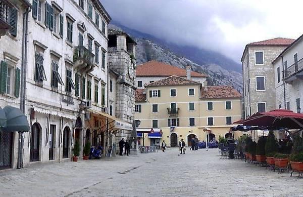 Kotor - perła Adriatyku