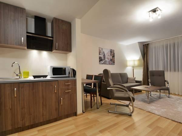 Zakliki aparthotel krakov for Appart hotel 63
