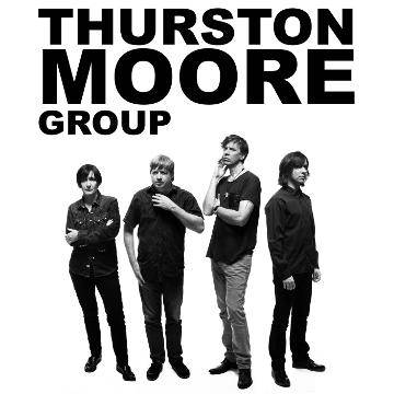 Koncert: The Thurston Moore Group w Warszawie