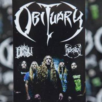 Koncert: Obituary, Absu, Beheaded w Poznaniu