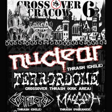 Koncert: Cross Over Cracow 6 w Krakowie