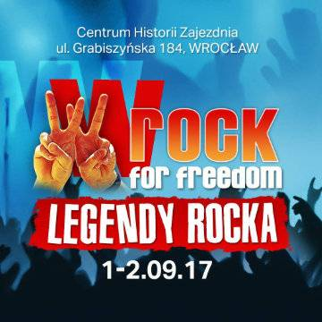 wROCK for Freedom: Legendy Rocka