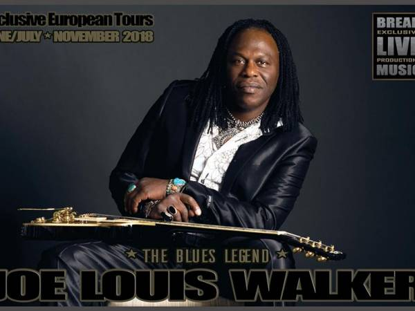 Joe Louis Walker - koncert w Gdyni