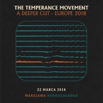 Koncert: The Temperance Movement w Warszawie