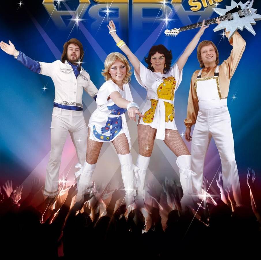 Koncert ABBA Show w Centrum Kongresowym UP w Lublinie