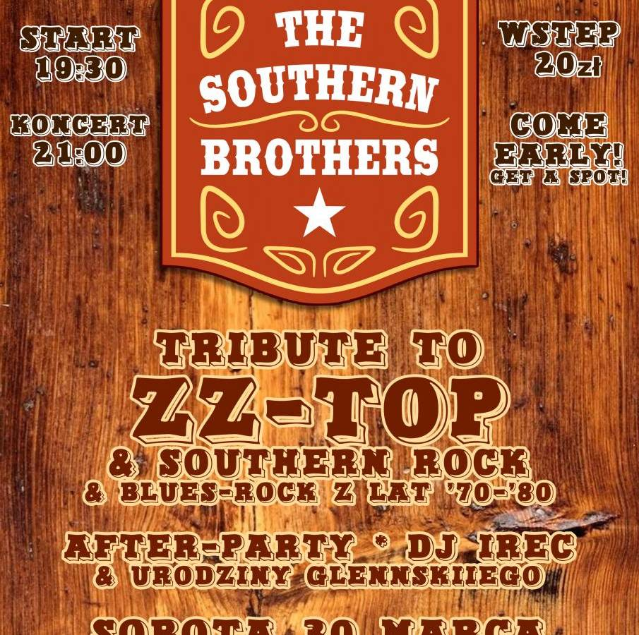 Koncert The Southern Brothers w Blues Clubie w Gdyni