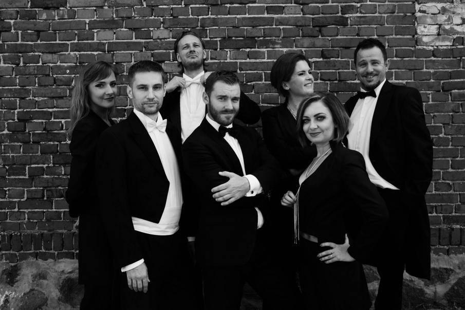 Koncert Grupy Operowej Sonori Ensemble w Centrum Promocji Kultury w Drezdenku