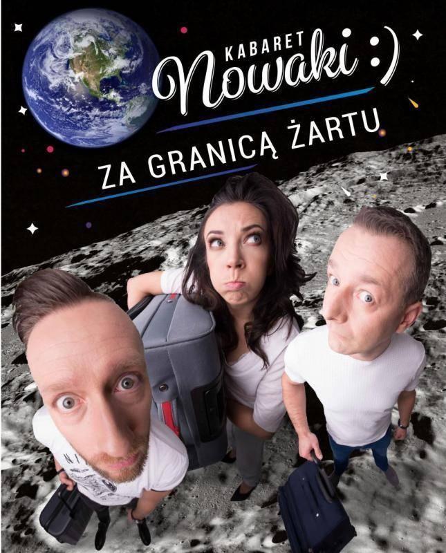 Kabaret Nowaki w Domu Kultury w Wolbromiu