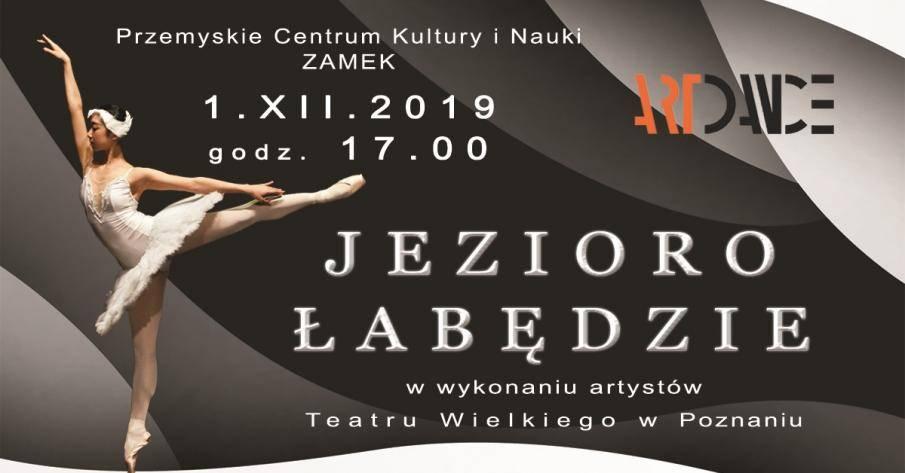 """Balet """"Jezioro Łabędzie"""" w Zamku Kazimierzowskim w Przemyślu"""