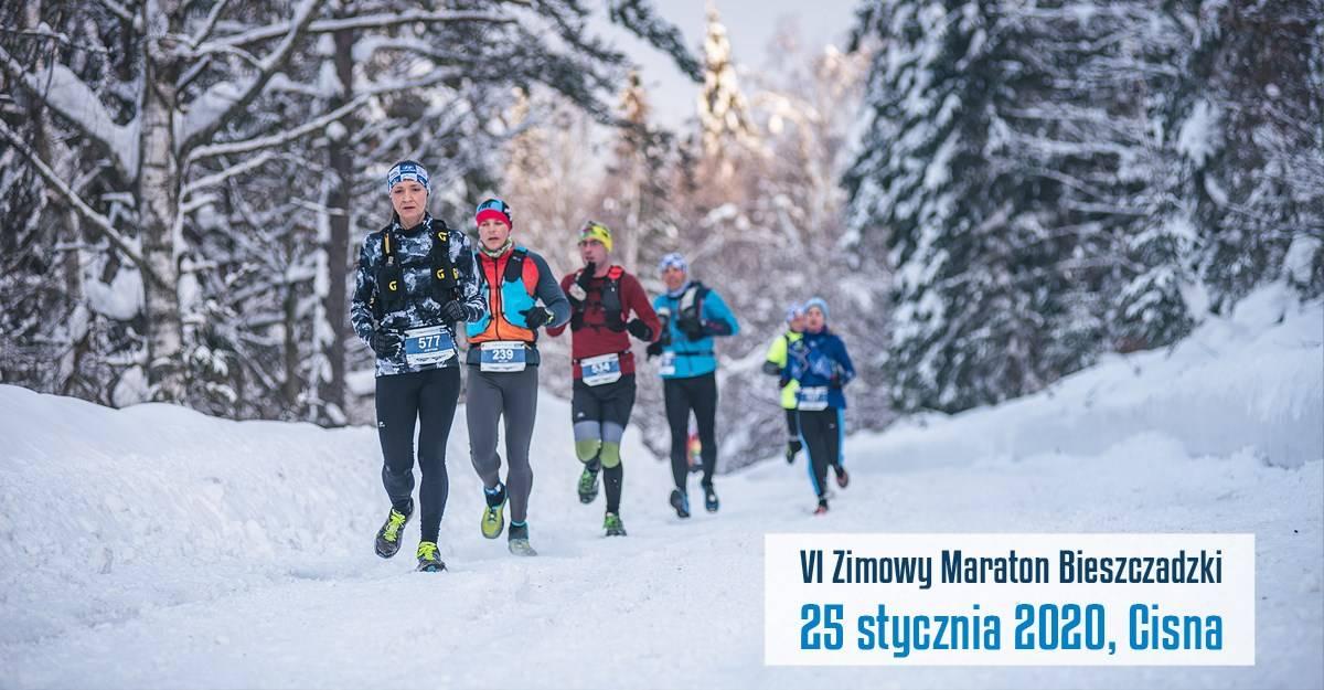 VI Zimowy Maraton Bieszczadzki