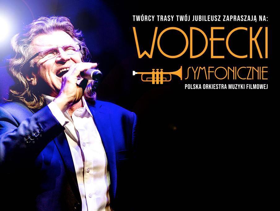 Koncert Wodecki Symfonicznie w Sali Ziemi w Poznaniu