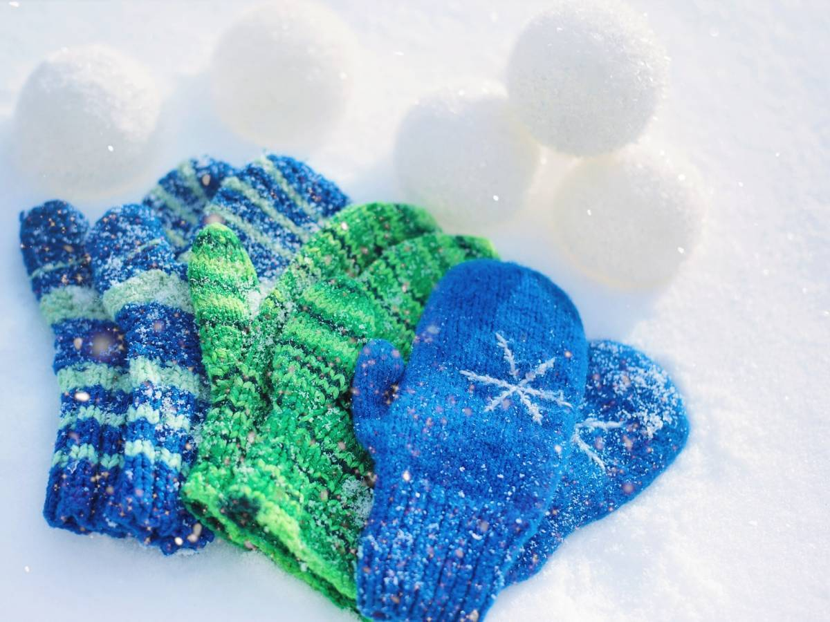 Bitwa na śnieżki na Słotwiny Arenie w Krynicy-Zdroju