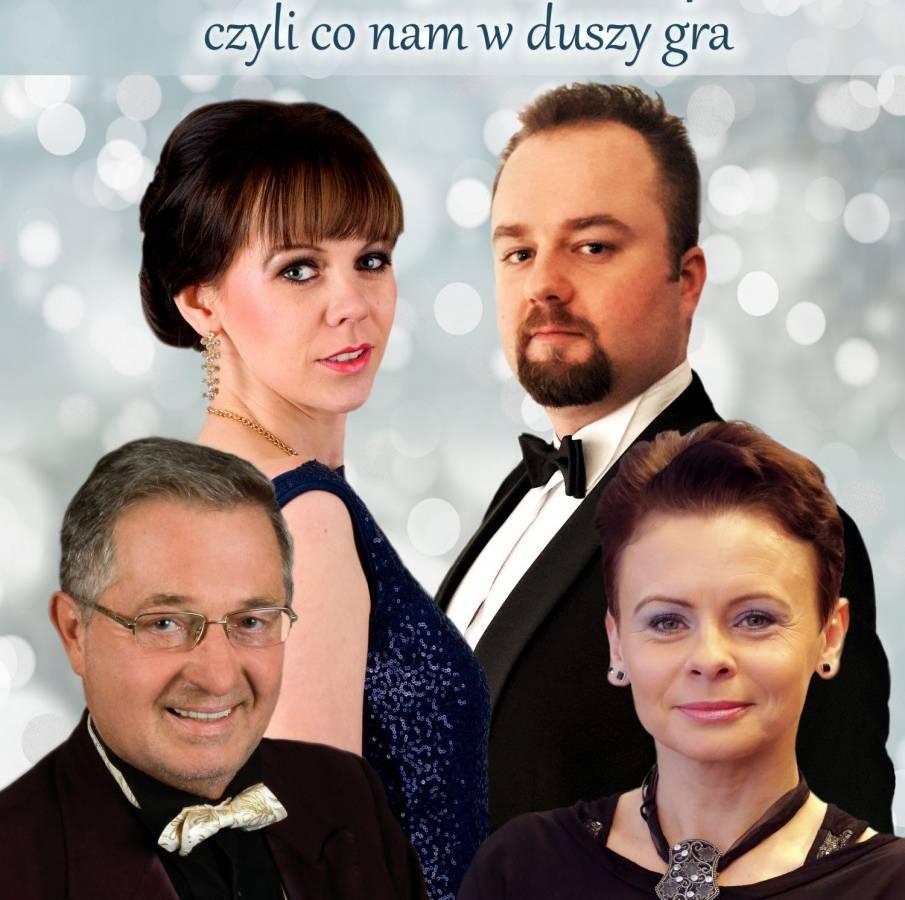 """Koncert """"Wielka sława to żart"""" w Teatrze Letnim w Ciechocinku"""