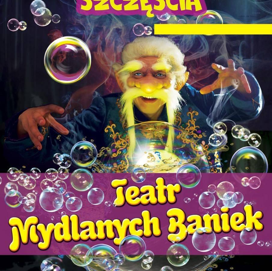 """Teatr Baniek Mydlanych """"Dziwactwa Mistrza Bulbulasa"""" w ACKiS w Częstochowie"""