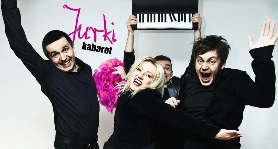 Kabaret JURKI w Myślenickim Centrum Kultury i Sportu