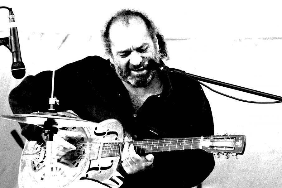 Koncert Pierluigi Petricca & Beppe w Blues Club w Gdyni