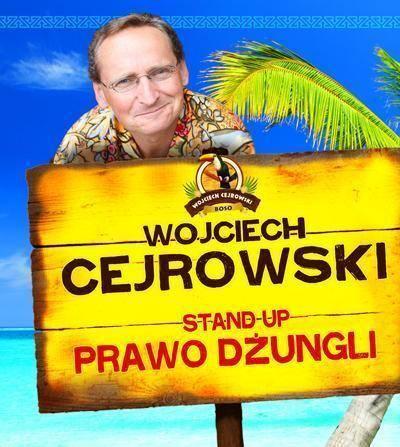 Prawo Dżungli - Wojciech Cejrowski w Raciborzu