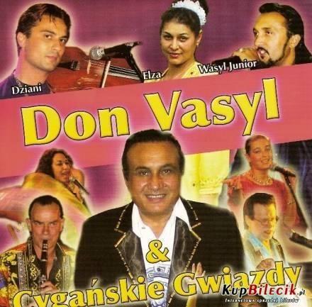 Don Vasyl - koncert w Teatrze Letnim w Ciechocinku