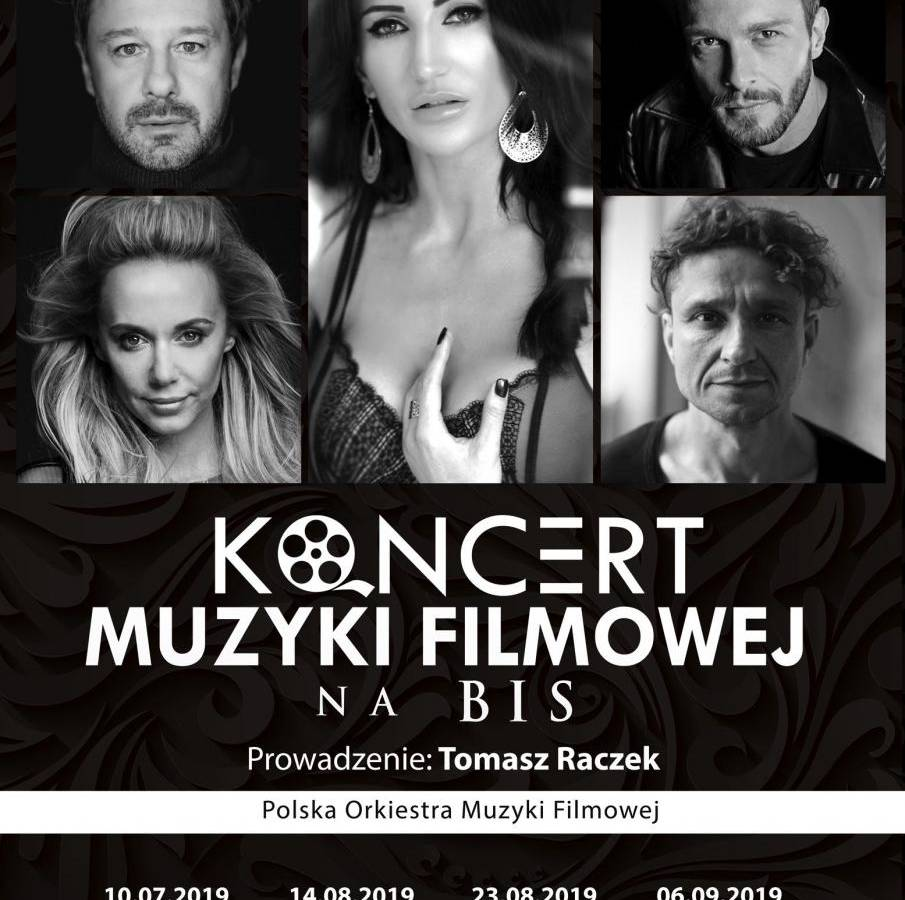 Koncert Muzyki Filmowej na BIS w Hali Aqua Zdrój w Wałbrzychu