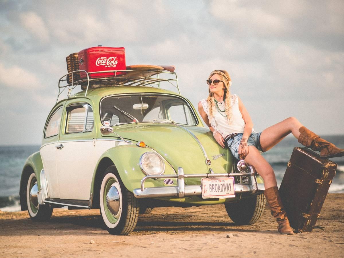 VII ZLOT OLD VW Karwia 2019- Dziki Zachód