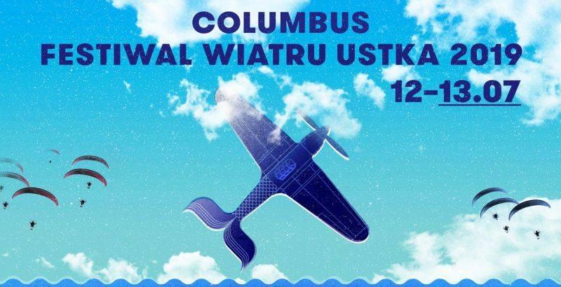 Columbus Festiwal Wiatru w Ustce 2019
