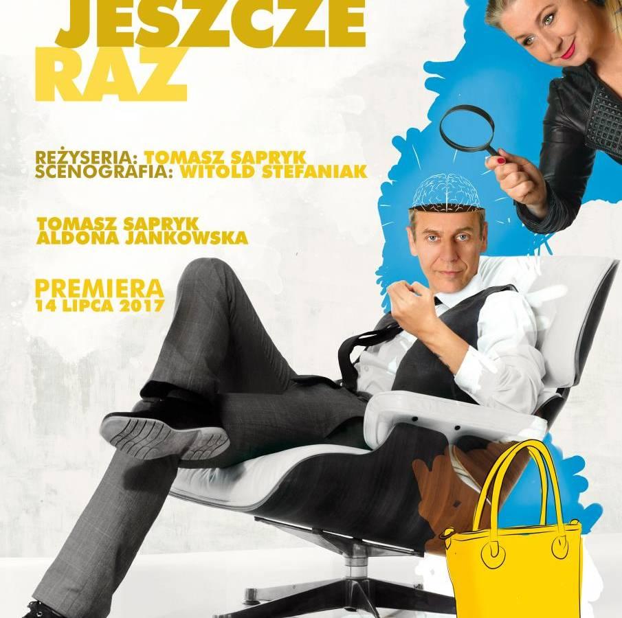 """Spektakl """"Zacznijmy jeszcze raz"""" w Gdyńskim Centrum Filmowym"""
