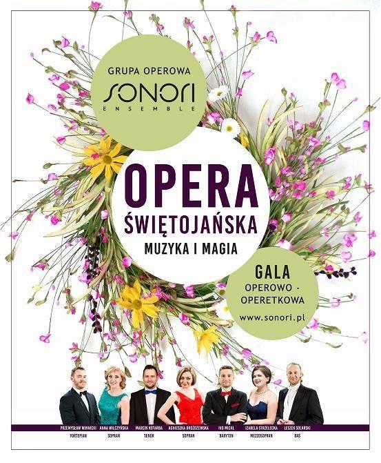 """Koncert """"Opera Świętojańska"""" w PCKiN Zamek w Przemyślu"""