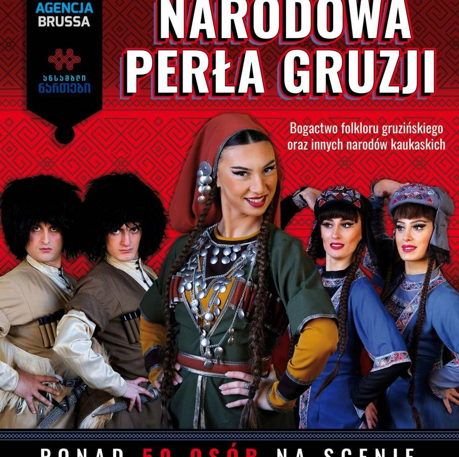 Koncert zespołu Nartebi w Teatrze Dramatycznym w Płocku