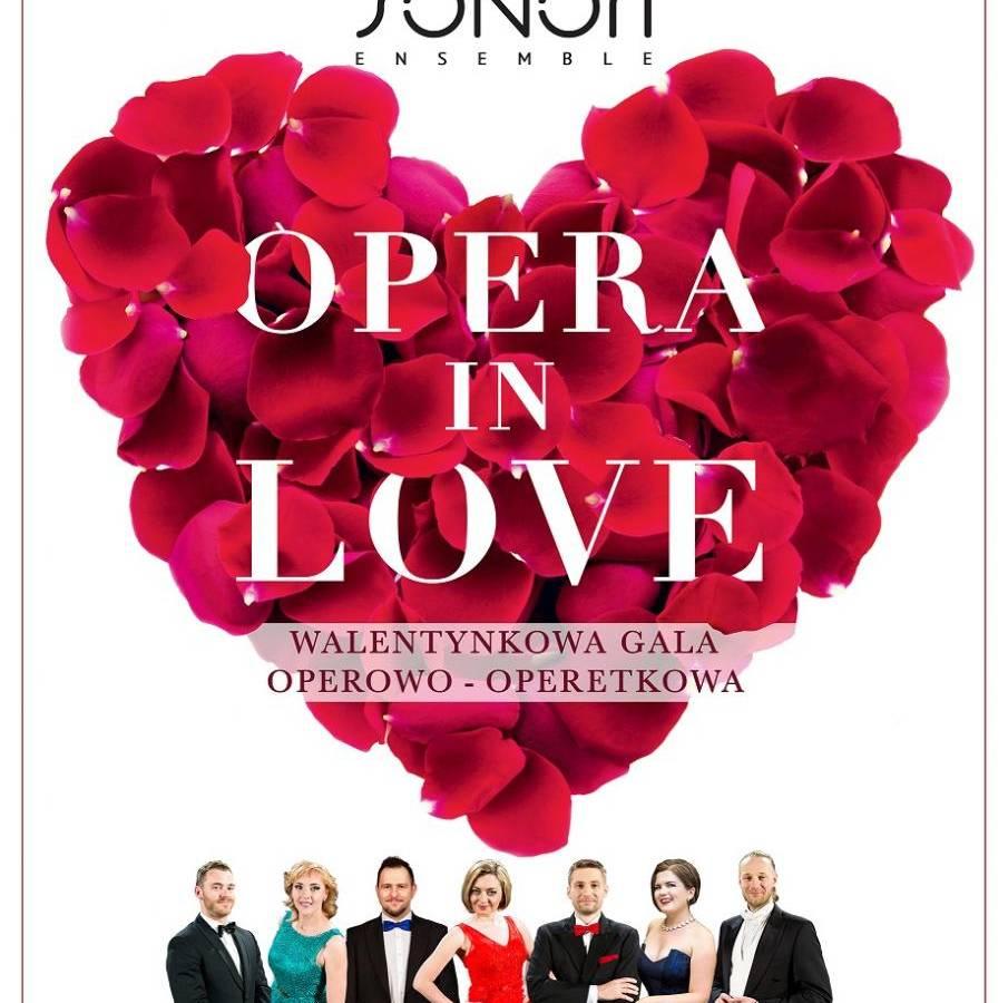 Opera in Love w Centrum Kultury w Głuchołazach