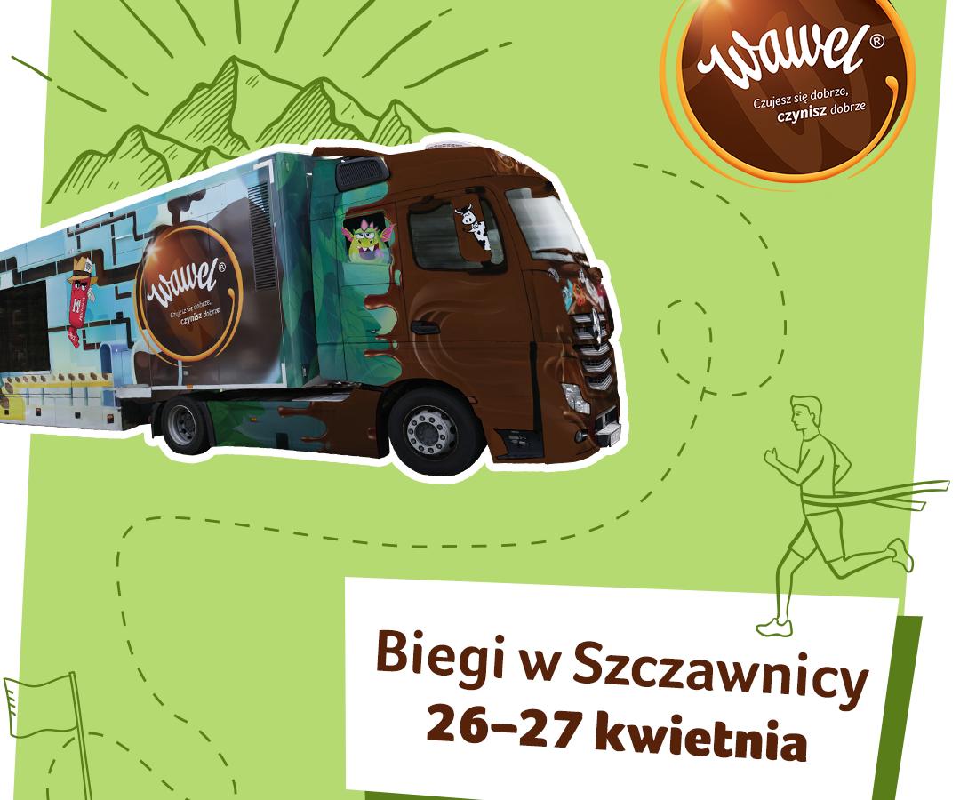 Wawel Truck w Szczawnicy