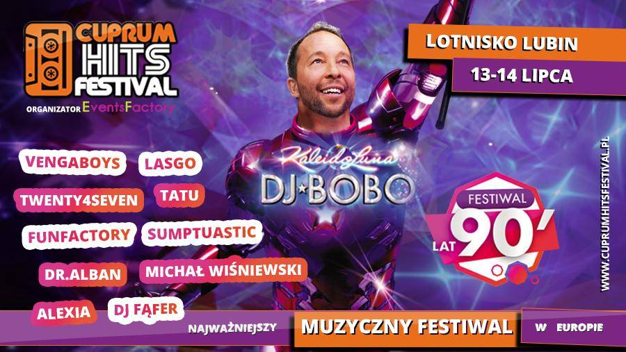Cuprum Hits Festival 3 w Lubinie