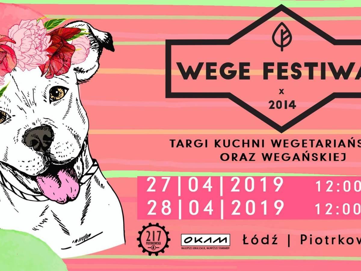 Wege Festiwal 2019 w Łodzi