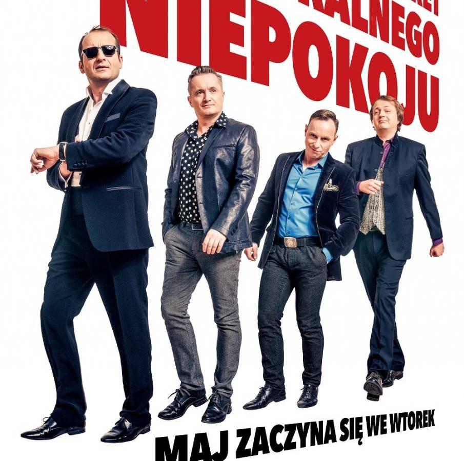Kabaret Moralnego Niepokoju w Płocku: Tego jeszcze nie grali