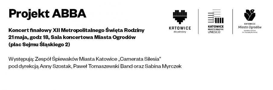 Koncert finałowy XII Metropolitalnego Święta Rodziny w Katowicach