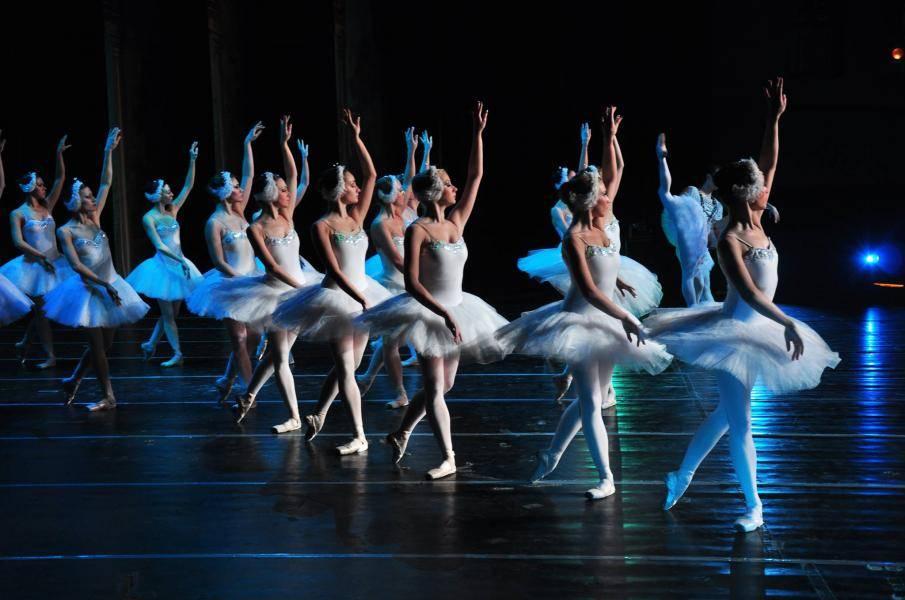 Royal Russian Ballet w Filharmonii Podkarpackiej w Rzeszowie: Jezioro Łabędzie