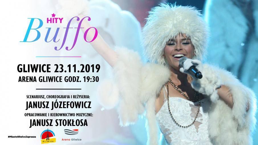 Koncert Hity Buffo na Arenie w Gliwicach