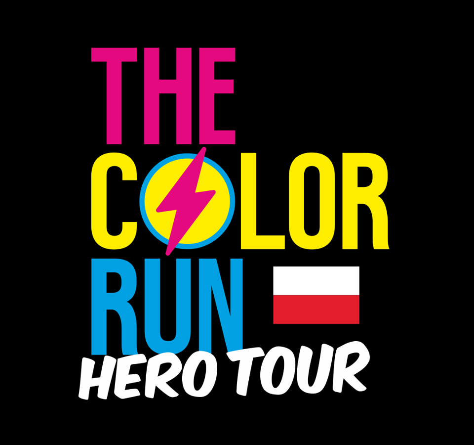 The Color Run HERO Tour 2019 w Gdańsku