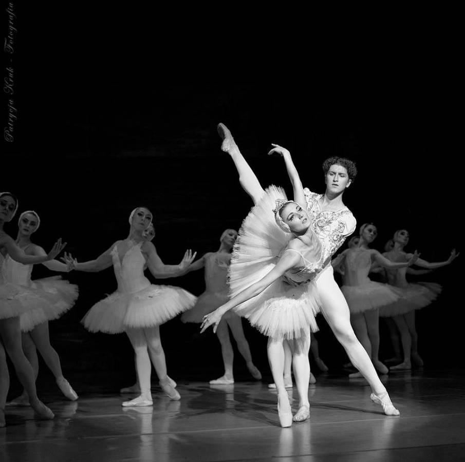 """Royal Lviv Ballet w Gorlickim Centrum Kultury w Gorlicach: """"Jezioro łabędzie"""""""